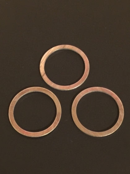 Large Solder Washers